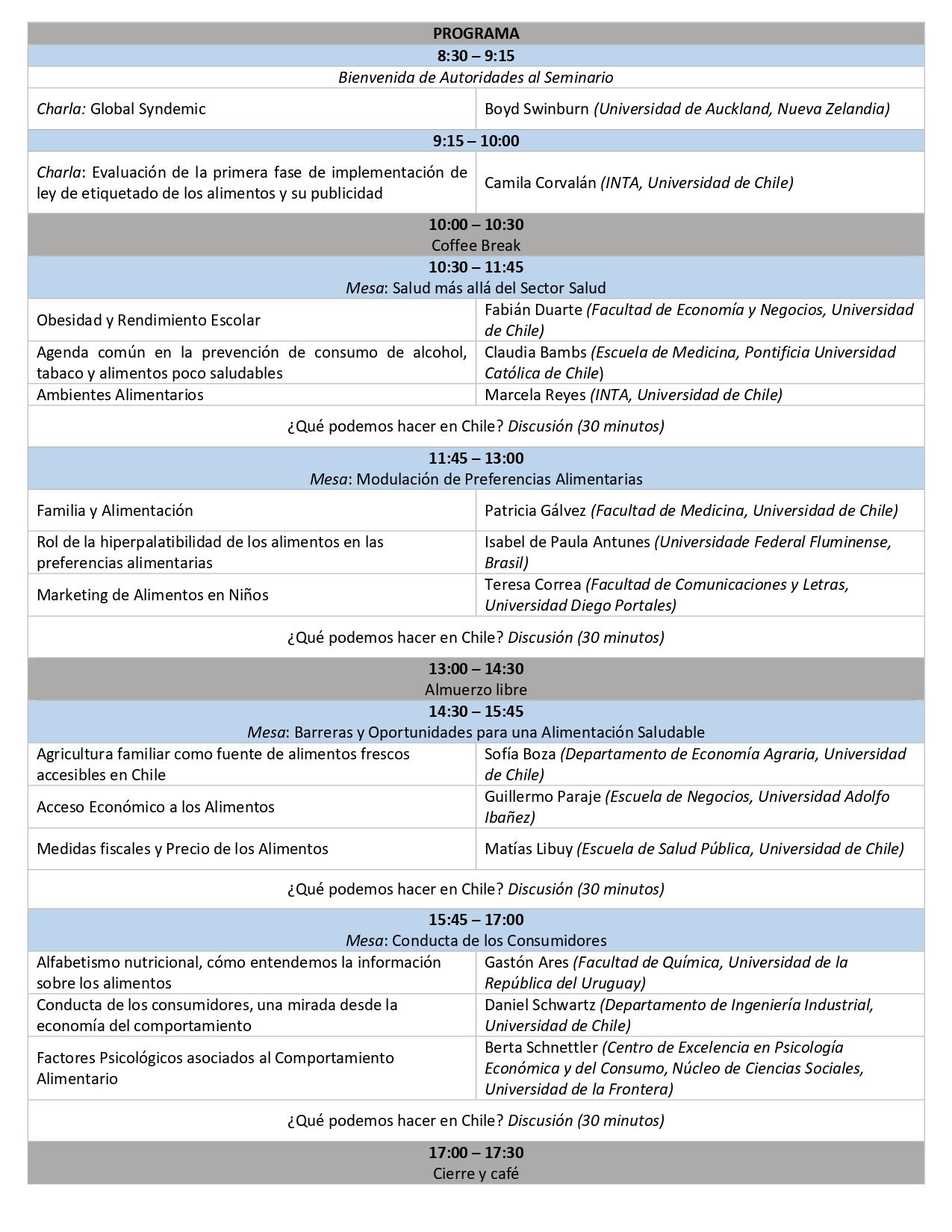Calendario Con Semanas 2019 Chile.Calendario Inta